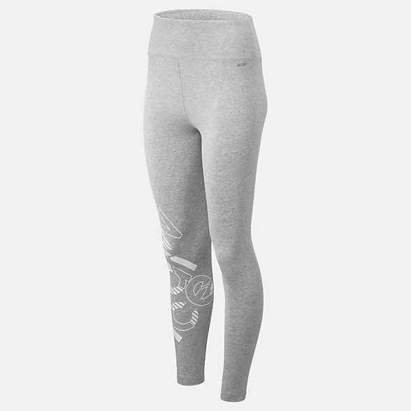 NB Relentless Highrise Graphic Leggings, WP93142AG