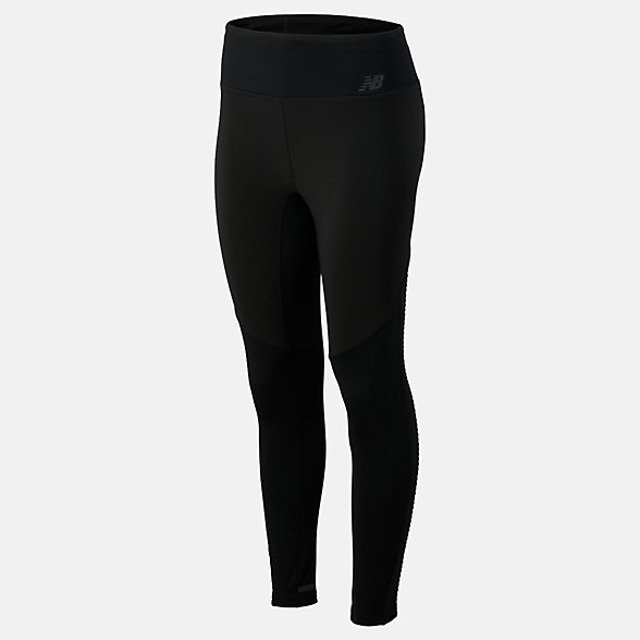 New Balance Q Speed Winterwatch Tight, WP93244BK