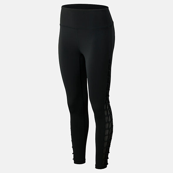 New Balance Balance Macrame Tight, WP93475BK