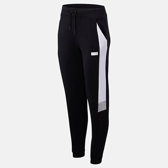 NB Pantalon NB Athletics Classic Fleece, WP93502BK