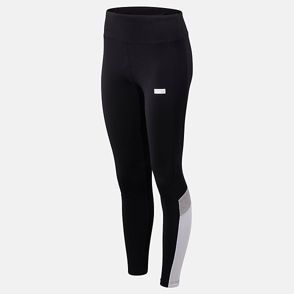 NB NB Athletics Classic Legging, WP93505BK