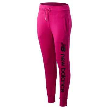 New Balance Sport Style Optiks Sweatpant, Carnival