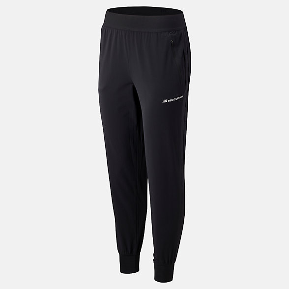 NB Sport Style Select Woven Pant, WP93514BK