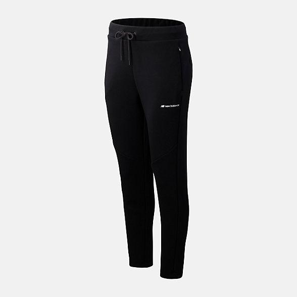 New Balance Sport Style Core Pant, WP93515BK