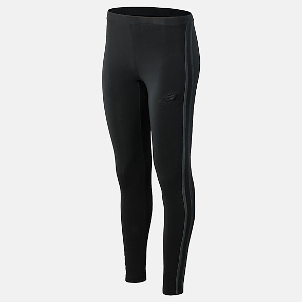 NB Essentials Opulence Leggings, WP93525BK