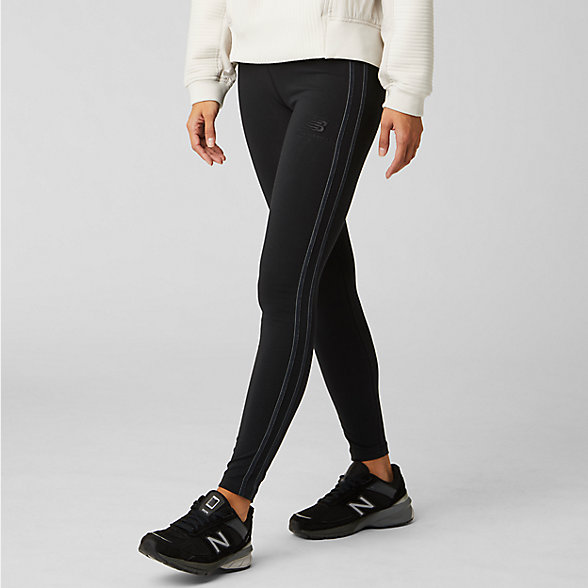 New Balance Legging Essentials Opulence, WP93525BK