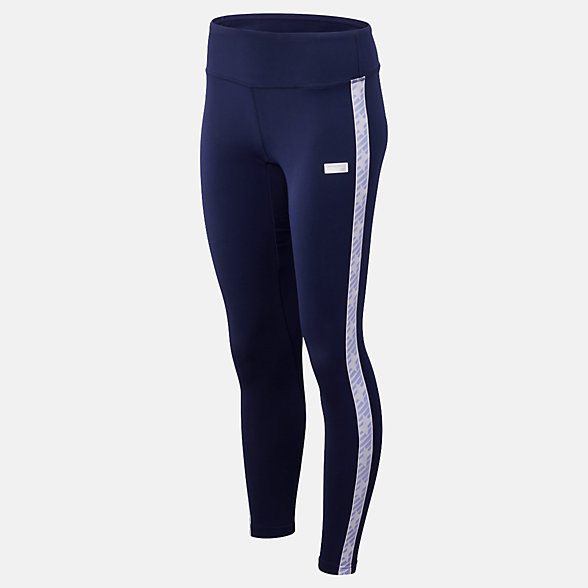 New Balance Legging classique à logo NB Athletics, WP93560PGM