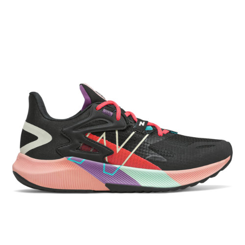 New Balance FuelCell Propel RMX - Black/Red/Pink - Mujeres EU 41.5, Black/Red/Pink