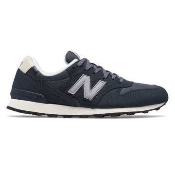 New Balance 696 New Balance, Navy with Purplehaze