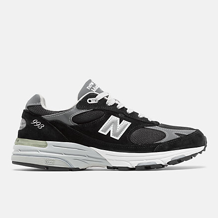 New Balance Made in US 993, WR993BK image number null