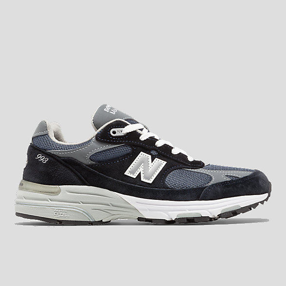 New Balance Womens Made in US 993, WR993NV