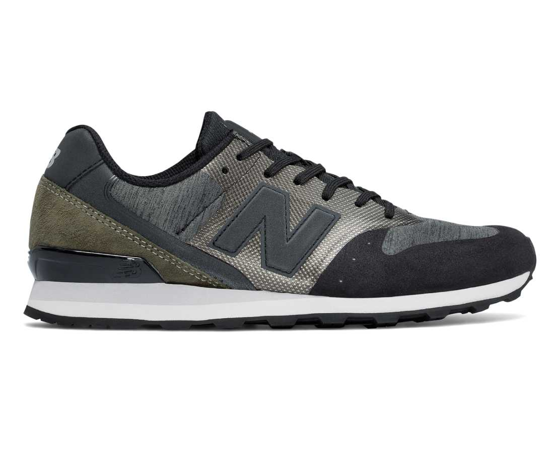 NB New Balance 996, Meteor with Black