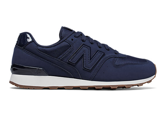 new balance mujer 996 leather
