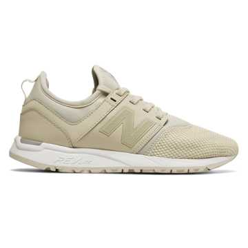 New Balance 247 Classic, Bone with White