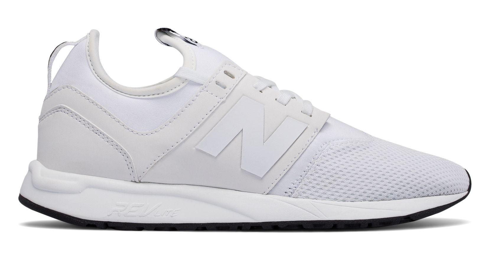NB 247 Classic, White