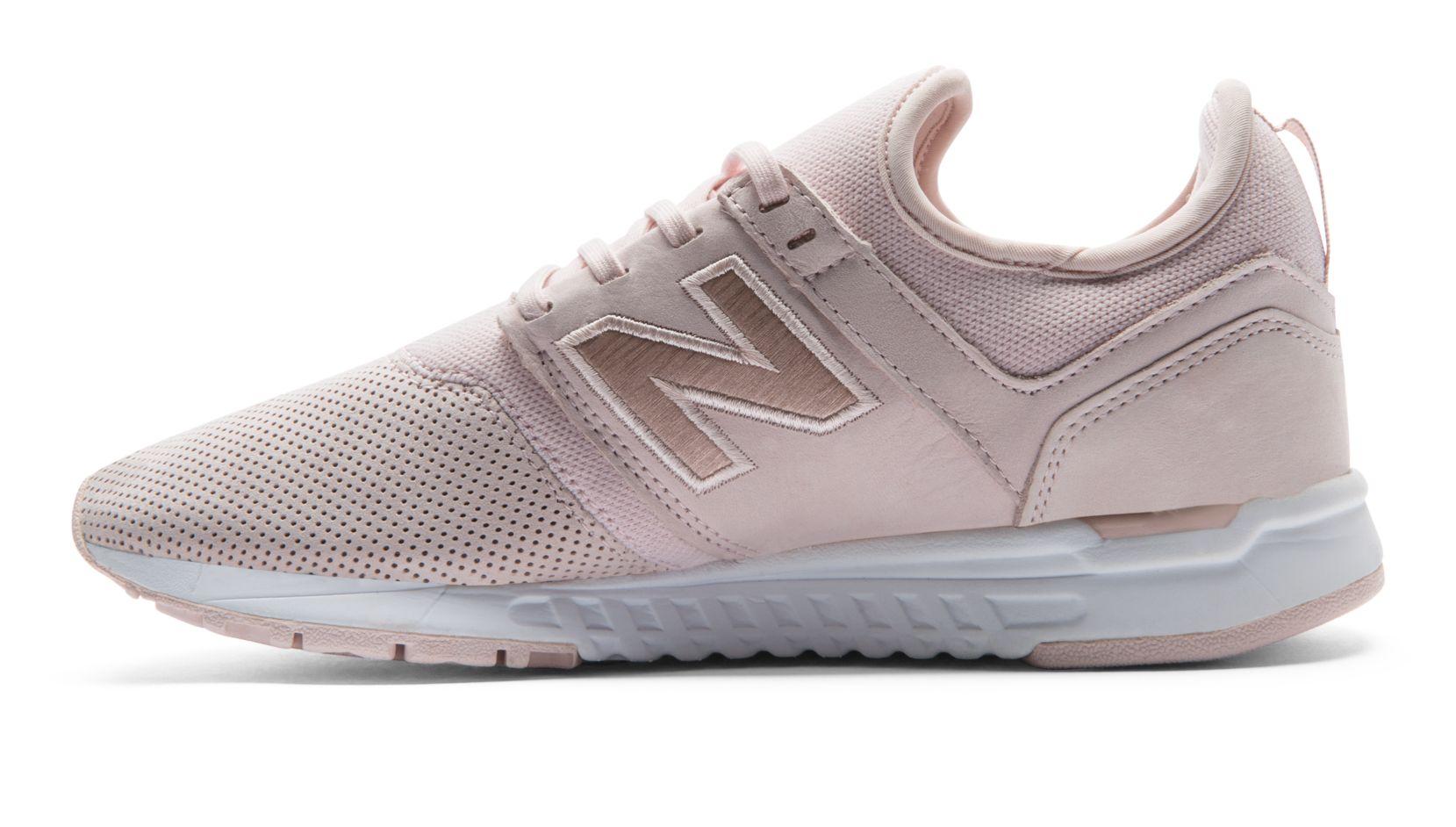 new balance 247 pink nubuck