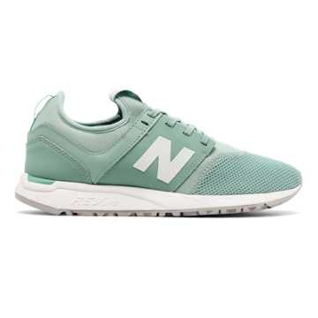 New Balance 247 Classic, Storm Blue with White