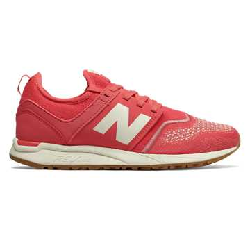 New Balance 247, Rose with Angora