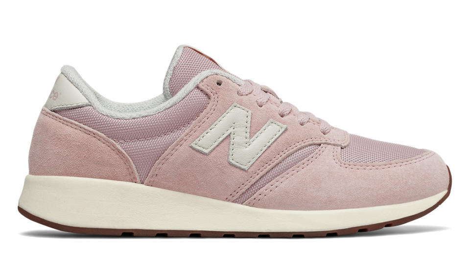 new balance 420 rose et grise
