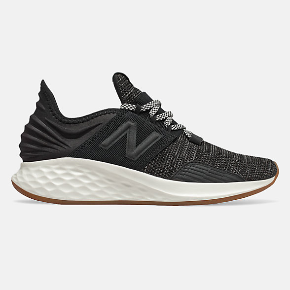New Balance Fresh Foam Roav Knit, WROAVKB