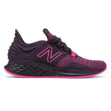 New Balance Fresh Foam Roav Knit, Iodine Violet with Peony