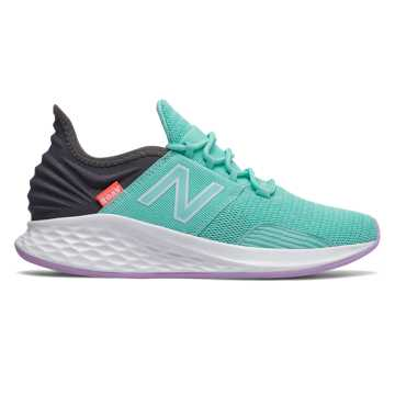 New Balance Fresh Foam Roav, Light Tidepool with Magnet & Munsell White