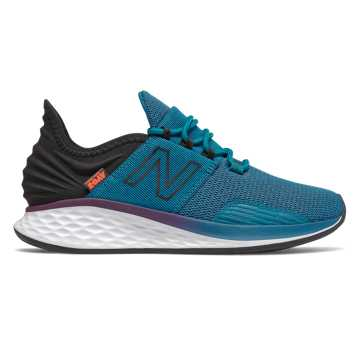 New Balance Fresh Foam Roav Boundaries, Dark Neptune with Black