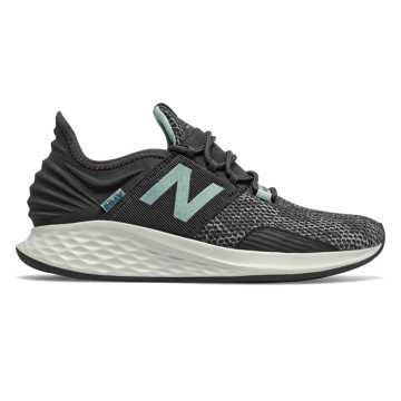 New Balance Fresh Foam Roav City Grit, Phantom with Drizzle