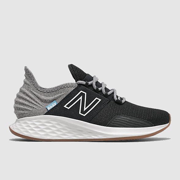 New Balance Fresh Foam Roav Tee Shirt, WROAVTK