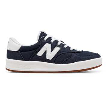 New Balance 300 Cotton Denim, Pigment with White