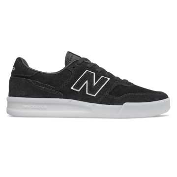New Balance WRT300v2, Black with Munsell White