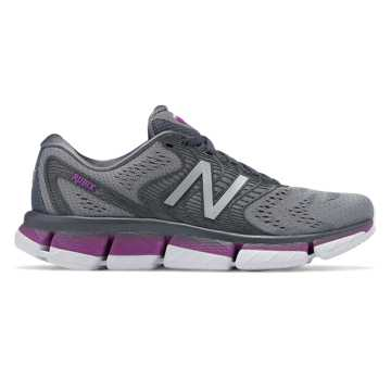 New Balance Rubix, Lead with Voltage Violet & Steel