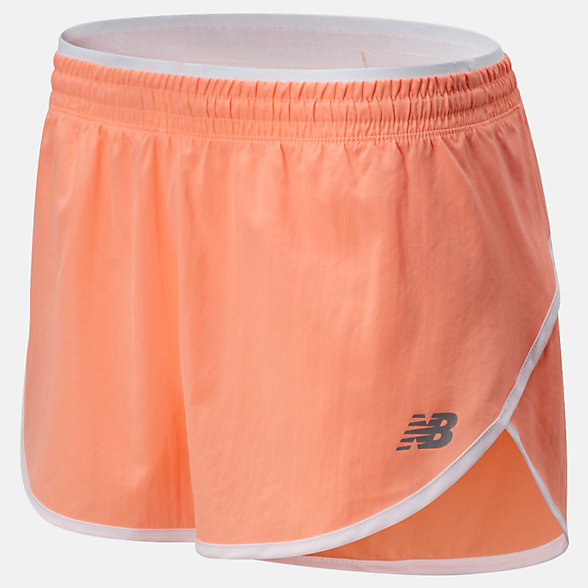 New Balance Accelerate Short 2.5 Inch, WS01206GPK