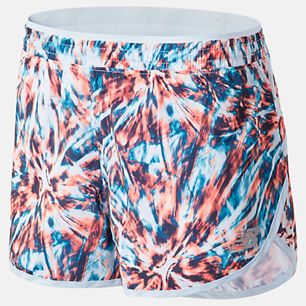New Balance Printed Accelerate Short 2.5 Inch, WS01207WM image number null