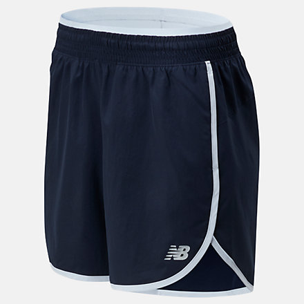 New Balance Accelerate Short 5 Inch, WS01209ECL image number null