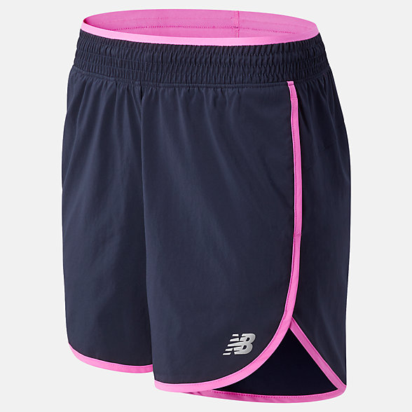 New Balance Accelerate Short 5 Inch, WS01209FUS