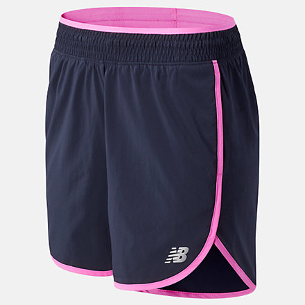 New Balance Accelerate Short 5 Inch, WS01209FUS image number null