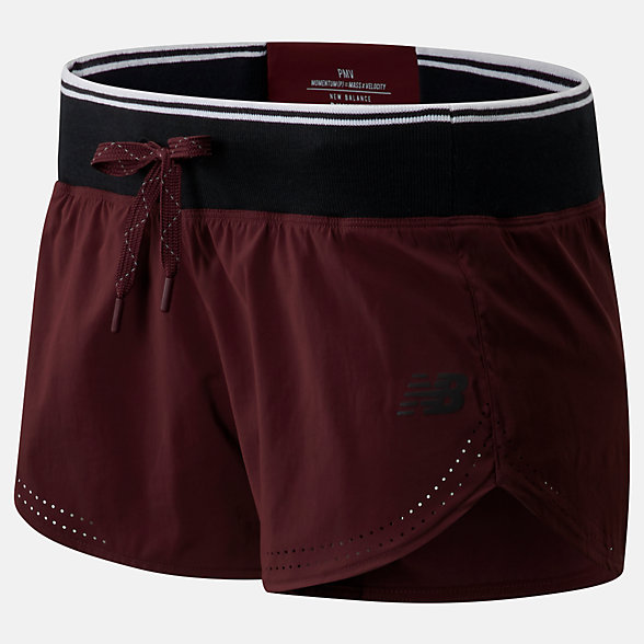 New Balance Archive Run Short, WS01286NBY