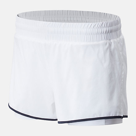 New Balance Rally Short, WS01446WT image number null