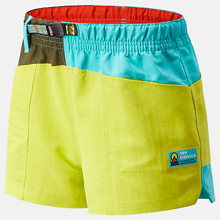 NB NB Athletics Trail Short, WS01512SYE image number null
