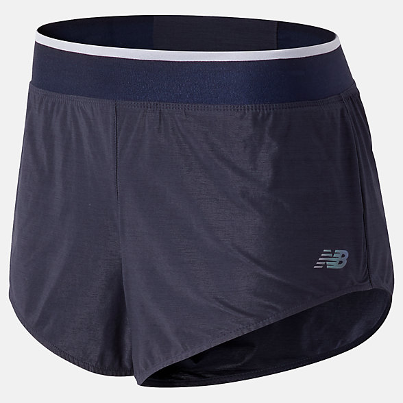 NB Q Speed Track Shorts, WS03265ECL