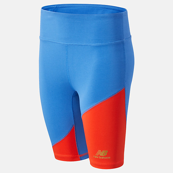 NB NB Athletics Village Fitted Shorts, WS03501FCB