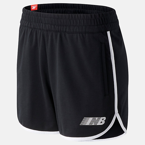 NB Essentials NB Speed Shorts, WS03502BK