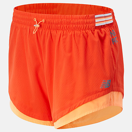 New Balance Q Speed Fuel Short, WS11279GHP image number null