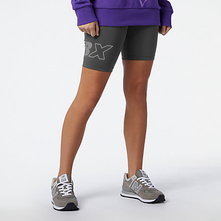 New Balance NB Essentials NBX Fitted Short, WS13552BK image number null