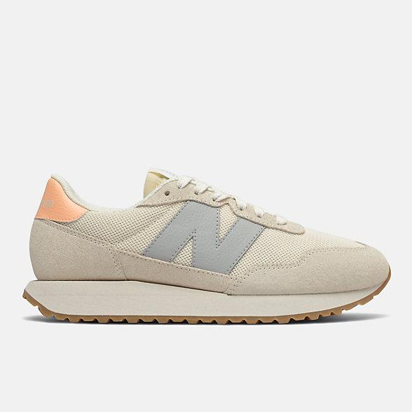New Balance 237系列女款复古休闲鞋, WS237HN1