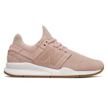 New Balance 247, White Oak with White