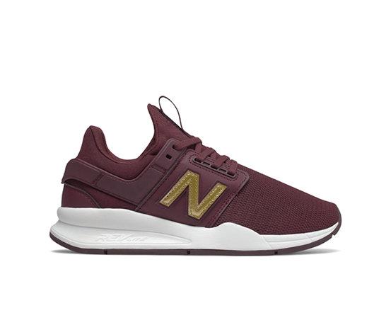 new balance 247 burgundy