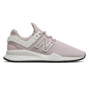 New Balance 247 Deconstructed, Light Cashmere with White