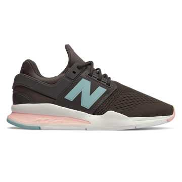 New Balance 247, Americano with Himalayan Pink